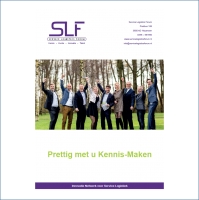 Nieuwe look voor SLF