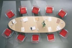 ronde tafel gesprek