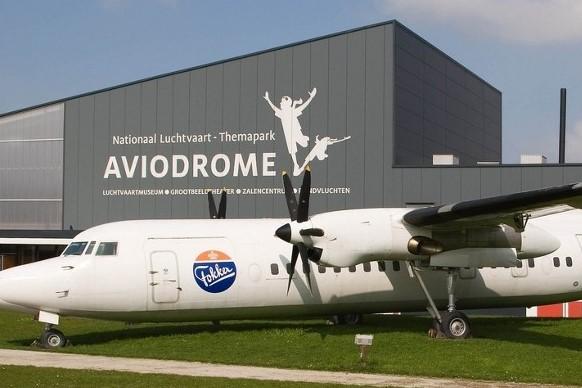 Voorkant Aviodrome